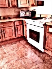 Handicap Accessible Stove