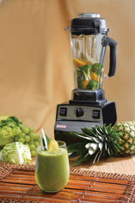 Montel Williams green smoothie