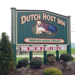 Dutch Host Inn Sugarcreek OH