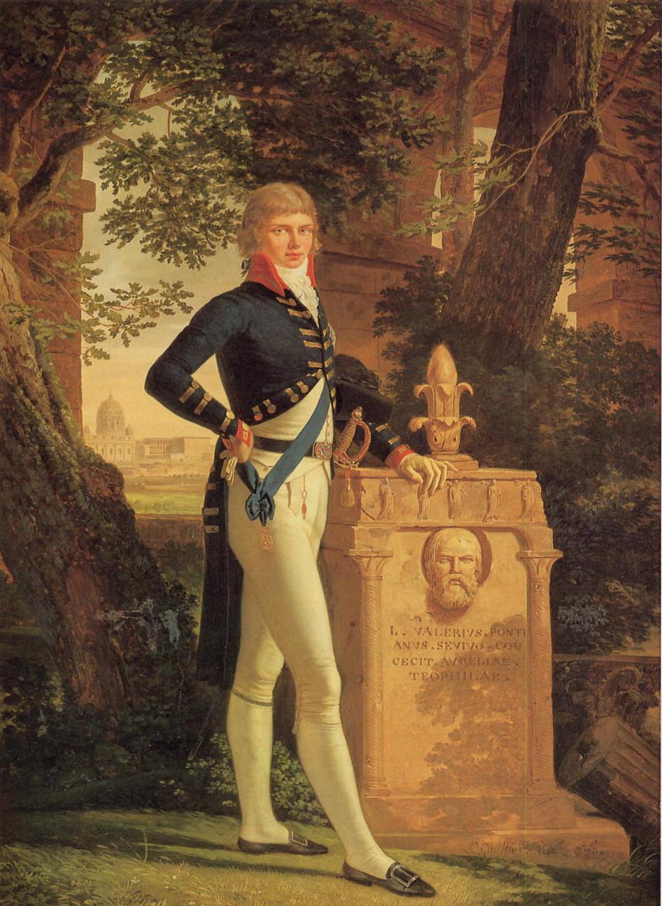 Prince Augustus d'Este