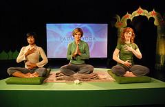 Yoga Courtesy of Kenny Photo