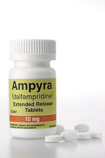 fampridine bottle