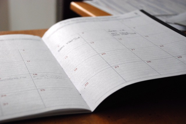 calendar time planner