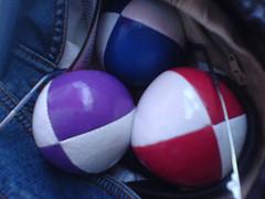 Juggling Balls photo courtesy of Matt Seppings (Flickr)