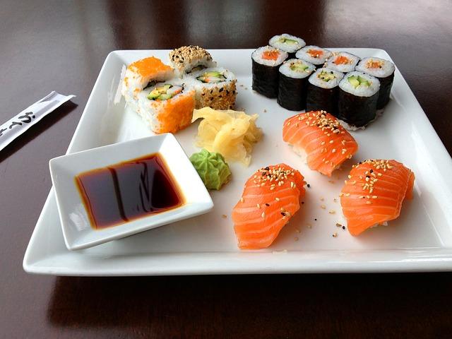 Sushi - Vitamin D