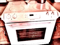 ADA Accessible Stove and Oven