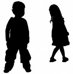 Children Silhouette photo courtesy of Sattva