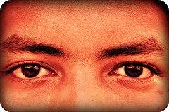 Eyes photo courtesy of Nasrulekram (Flickr)